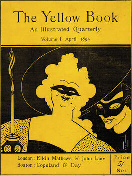 Aubrey Beardsley: The Yellow Book Volume I