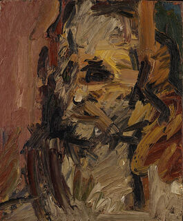 Frank Auerbach: Head of Jake