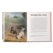 Signed edition of The Dog inside pages