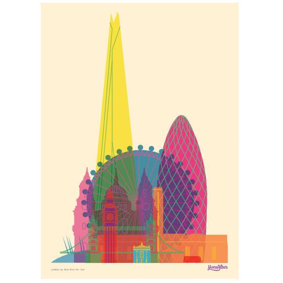 Yoni Alter: London poster