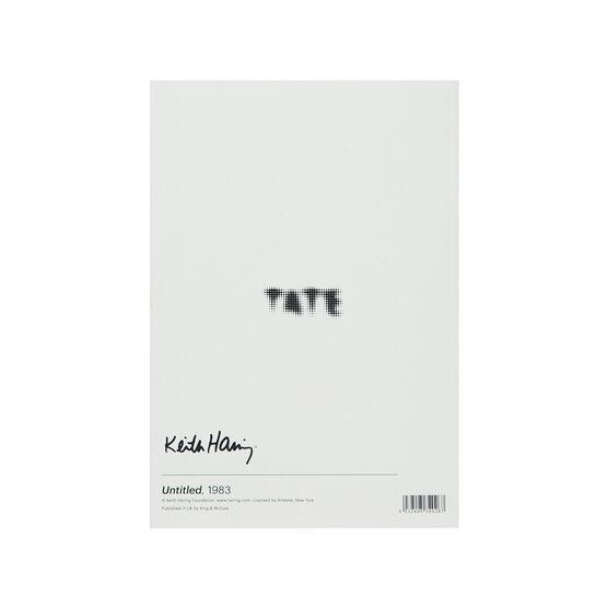 Keith Haring Fun Gallery notebook