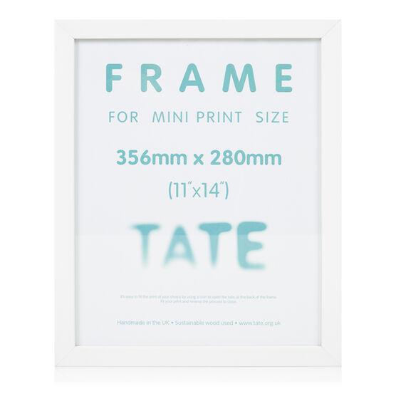 White mini print frame | Frames | Tate Shop | Tate