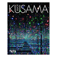 Yayoi Kusama 2012 exhibition book (paperback)