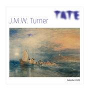 Tate J.M.W. Turner 2020 calendar