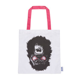 Guerrilla Girls Gorilla Mask tote bag