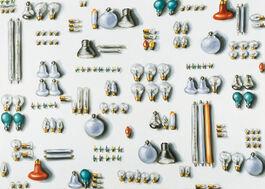 Lisa Milroy: Light Bulbs