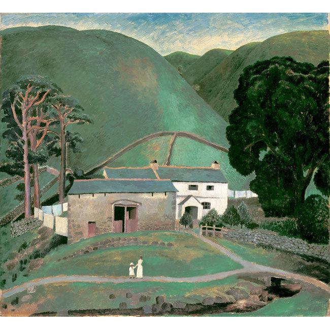 Dora Carrington, 'Farm at Watendlath' 1921