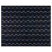 Eleanor Pritchard navy block blanket