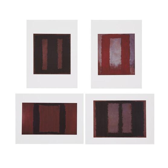 Mark Rothko Seagram Murals (portfolio)