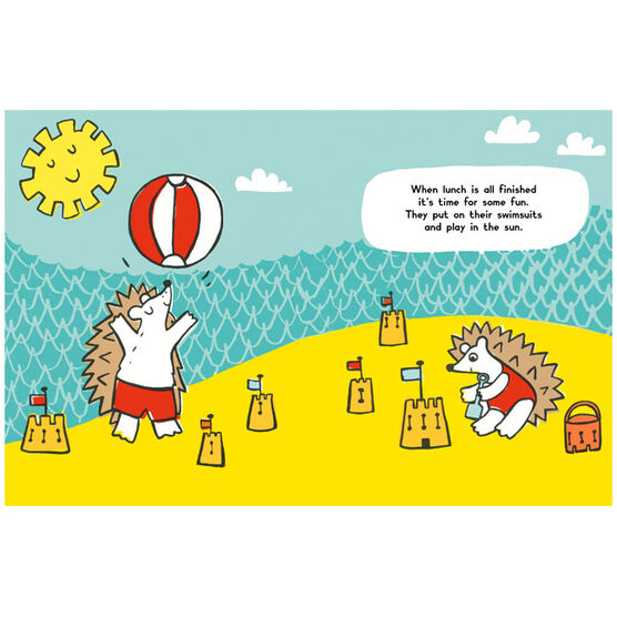 Hedgehog Holidays