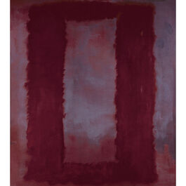 Rothko: Red on Maroon, 1959