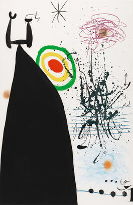 Joan Miró: The Conductor