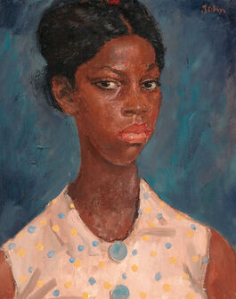 Augustus John: A Jamaican Girl