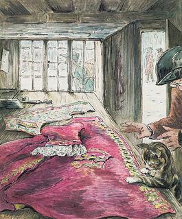 Helen Beatrix Potter: The Finished Coat