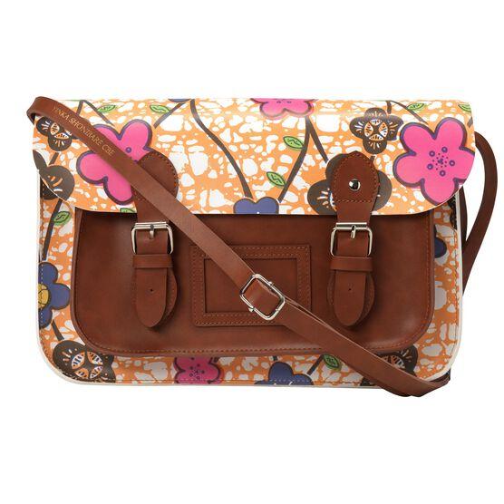 Yinka Shonibare CBE satchel