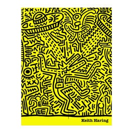 Keith Haring exhibition book