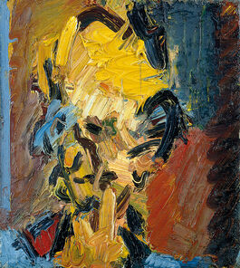 Frank Auerbach: Head of William Feaver