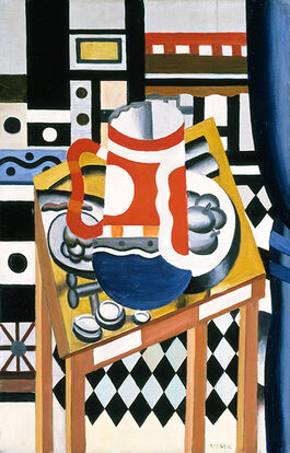 Fernand Léger: Still Life with a Beer Mug