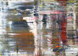 Gerhard Richter: Abstract Painting 726