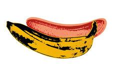 Andy Warhol: Banana