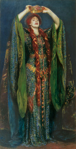 Sargent: Ellen Terry as Lady Macbeth