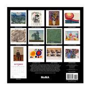 Modern art 2020 calendar
