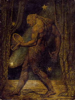 William Blake: The Ghost of a Flea