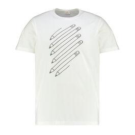 Typographia pencil t-shirt