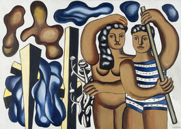 Fernand Léger: Adam and Eve