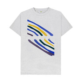 Morris Louis: Phi recycled t-shirt