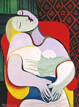 Pablo Picasso: The Dream
