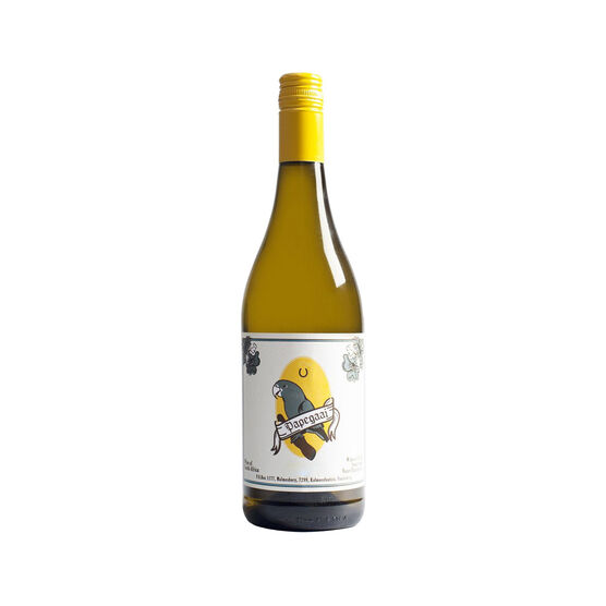 Papegaai 2018 organic white wine, South Africa (case of 6)