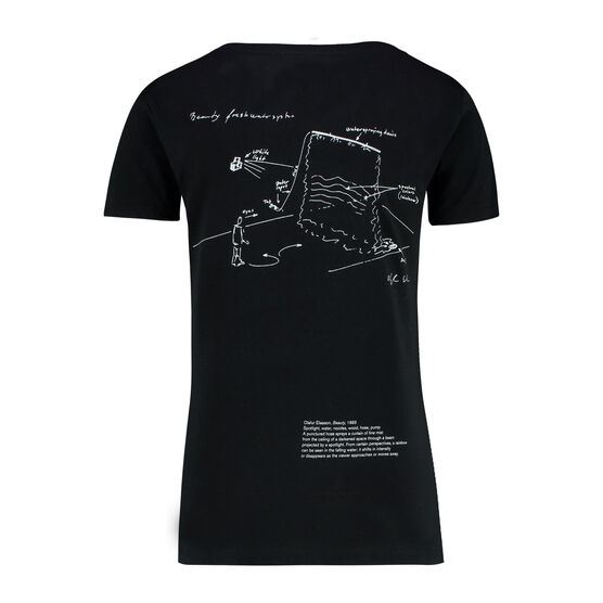 Elaisson Beauty women's t-shirt