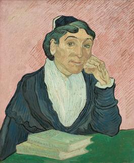 Vincent van Gogh: L'Arlesienne