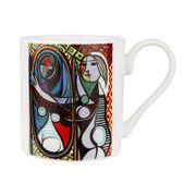 Picasso Girl Before a Mirror mug