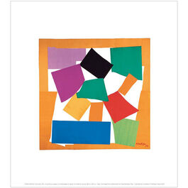 Henri Matisse The Snail (mini print)