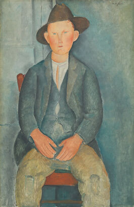 Modigliani: The Little Peasant