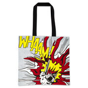 Whaam! book bag