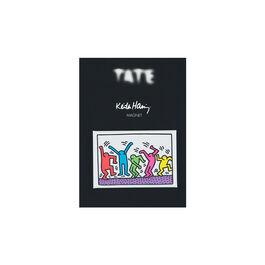 Keith Haring Dancing magnet
