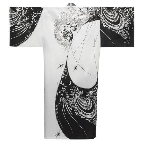 Aubrey Beardsley The Peacock Skirt robe
