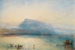 Turner: The Blue Rigi, Sunrise