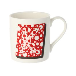 Alphabet of art mug - K