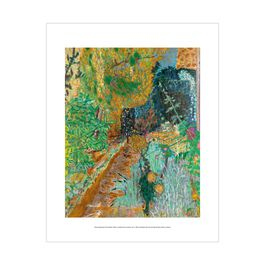 Pierre Bonnard: The Garden mini print