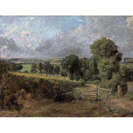 Constable: Fenn Lane, East Bergholt