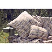 Llarwydden small copper cushion