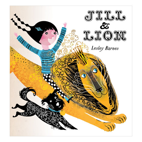 Jill and Lion (paperback)