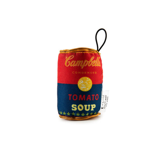 Andy Warhol Campbell's Soup Cans collectible mystery figurines