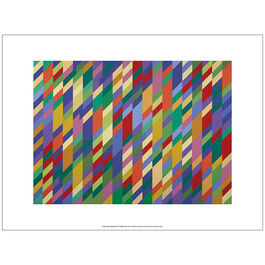 Bridget Riley Nataraja (unframed print)
