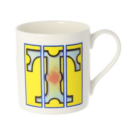 Alphabet of art mug - T