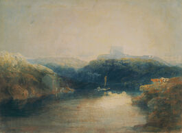 Turner: Norham Castle at Sunrise